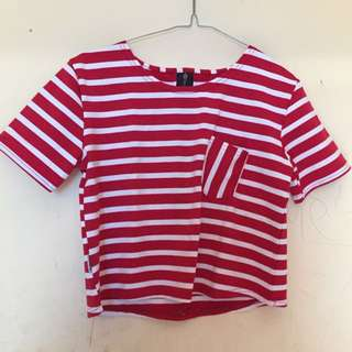 Crop Stripe