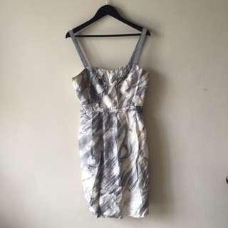 Silk Country Road Summer Dress