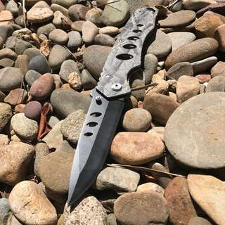 Folding Camping Knife