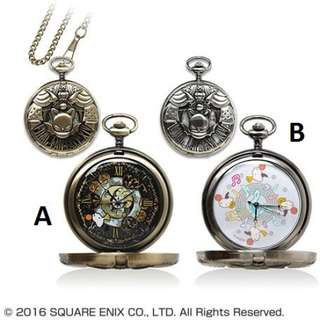 Final Fantasy XIV - Moogle Pocket Watch [by Taito]