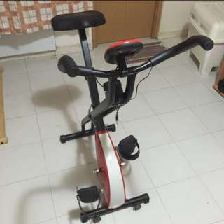 RESERVED **MOVING OUT SALE - $30** Stationary Bike (Used)