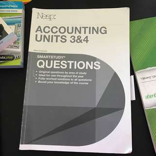 Neap Accounting Unit 3$4
