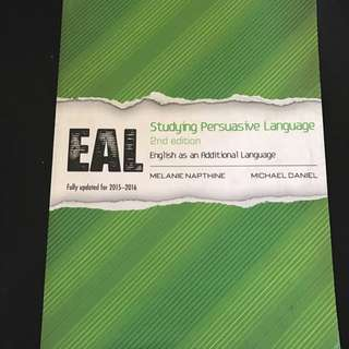 Insight Eal Persuasive Technique Book