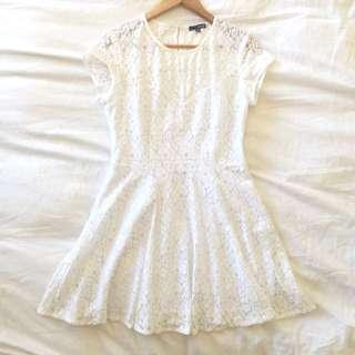 LADAKH Lace Dress