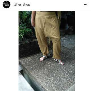 REPRICE!!! PULPY PANTS by itsher_shop