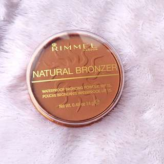 Rimmel Natural Bronze - Sunkissed