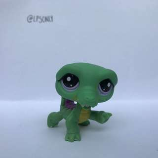 Littlest Pet Shop Crocodile