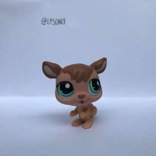 Littlest Pet Shop Kangaroo