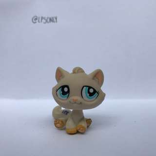 Littlest Pet Shop Tabby Cat