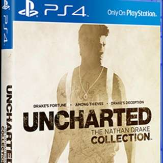 Uncharted Collection *PS4*