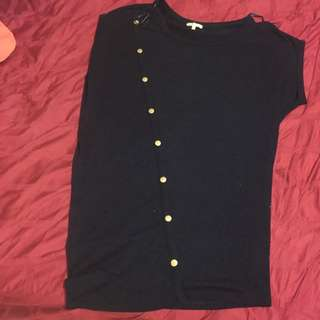 Valley Girl Top/dress Size L