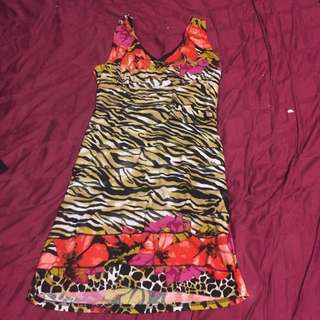 Teaberry Dress Size 10