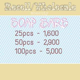 Soap For Sale