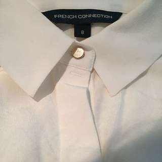 French Connection Shirt Blouse