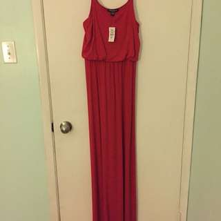 Medium Red Dress
