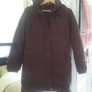 Woman Outlayer Down Jacket