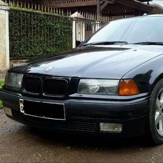 Dijual Bmw 320i Hitam 1996