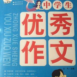 bn secondary school chinese essay book