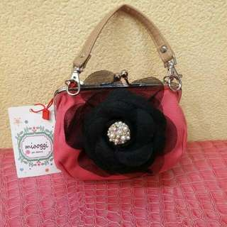 Pink Purse Present For Her