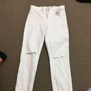 new top shop jeans