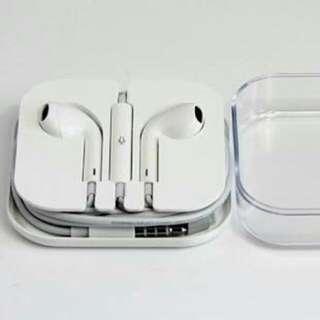 Headset Iphone