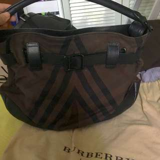 Authentic Burberry Boho Bag