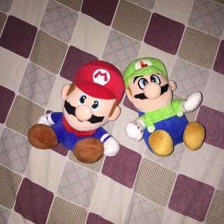 Mario Bros Stuffed Toy