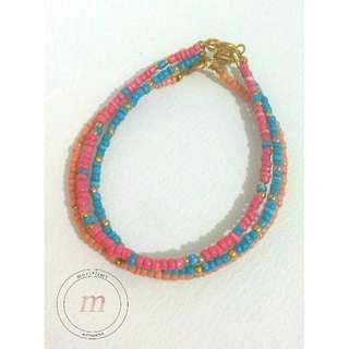 Sera Boho Beaded Bracelet