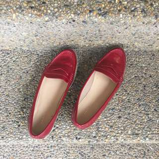 Charles & Keith Loafers