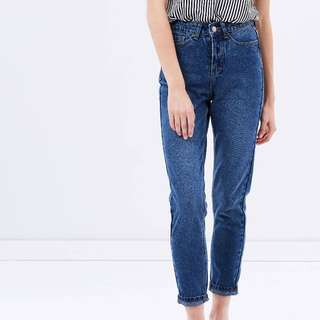 Debbie Mom Jeans - Atmos&Here