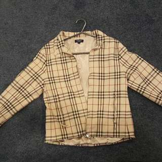 Classic Burberry Jacket