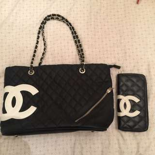 Fake Chanel Bag And Purse