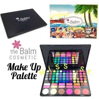 the balm make up pallete