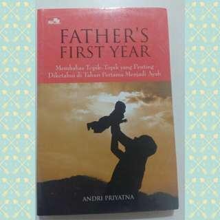 Buku Father's First Year