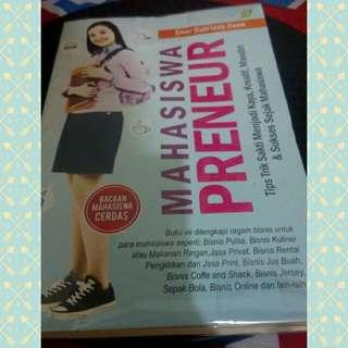 Buku MahasiswaPreneur