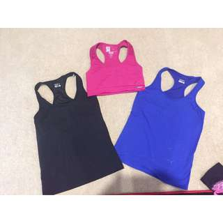 Sports Tops And Crop