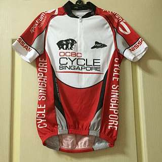 OCBC Cycle 2011 Cycling Jersey