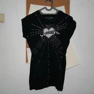 Zara Heart Shirt