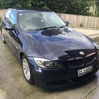 2006 325i BMW