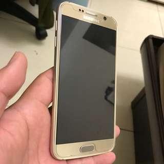 Samsung Galaxy S6 32G 金色