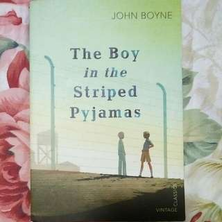 The Boy In The Striped Pyjamas Literature Book