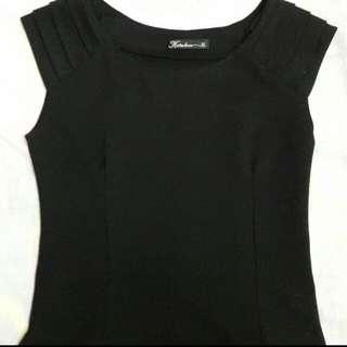 Kitschen Black Dress
