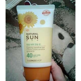 The Face Shop Sunscreen