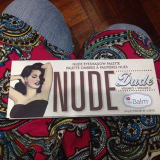 Authentic The Balm Nude Dude