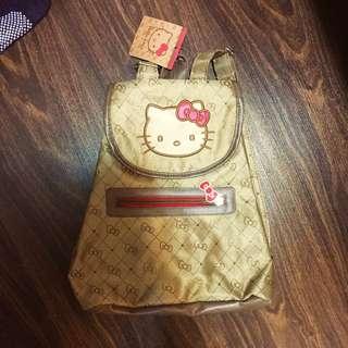 Kitty 肩背包 書包 後背包