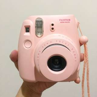 拍立得 Mini8 粉紅色