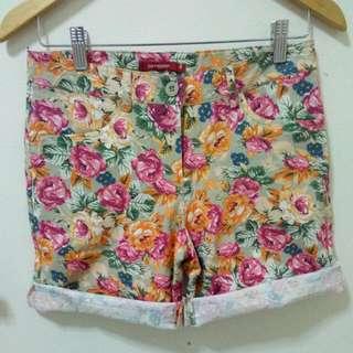 Connexion Floral Shorts