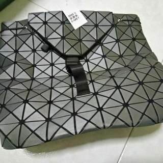 BN Miyake Backpack For Sale! (Grey replica)