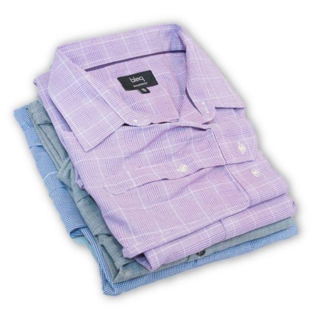 3x Blaq - Tailored Fit Dress Shirt - Size 43/44
