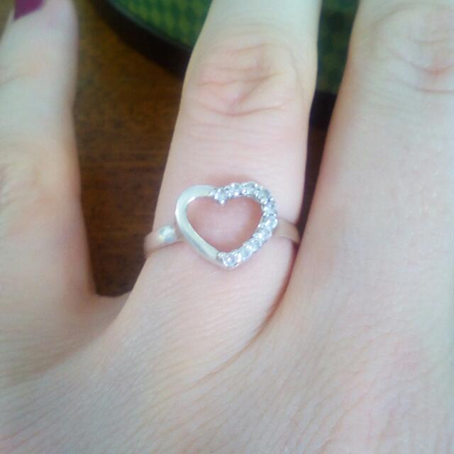 925 Silver Ring from Forever New